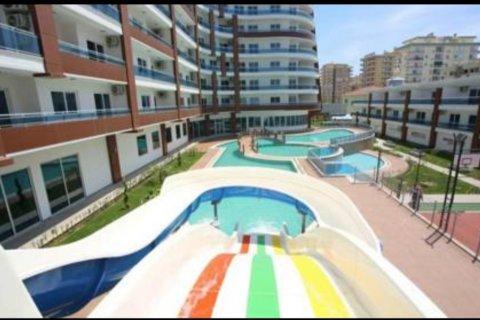 Аренда квартиры в Махмутларе, Анталья, Турция студия, 40м2, №2300 – фото 11