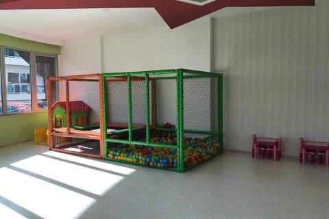 Аренда квартиры в Махмутларе, Анталья, Турция студия, 40м2, №2300 – фото 4