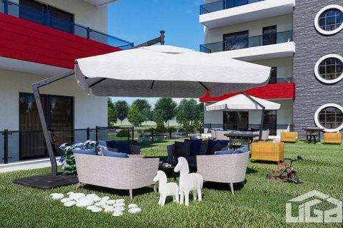 Продажа квартиры в Кестеле, Анталья, Турция 1+1, 71м2, №2854 – фото 10