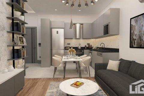 Продажа квартиры в Аланье, Анталья, Турция студия, 48м2, №2927 – фото 3