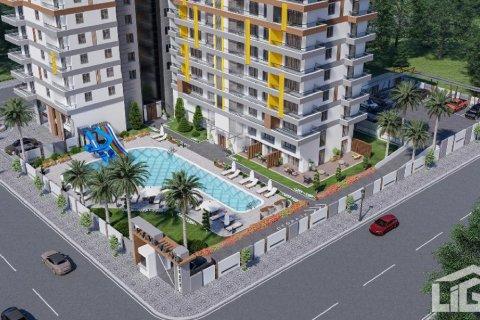 Продажа квартиры в Махмутларе, Анталья, Турция 2+1, 90м2, №2877 – фото 1