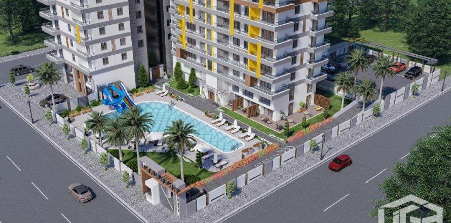 Квартира 2+1 в Махмутларе, Анталья, Турция №2877