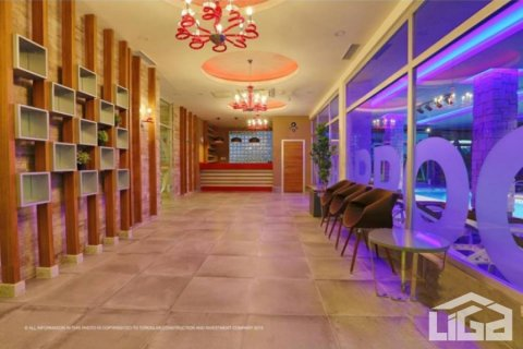 Продажа квартиры в Авсалларе, Анталья, Турция 1+1, 51м2, №2929 – фото 14
