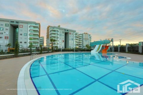 Продажа квартиры в Авсалларе, Анталья, Турция 1+1, 51м2, №2929 – фото 2