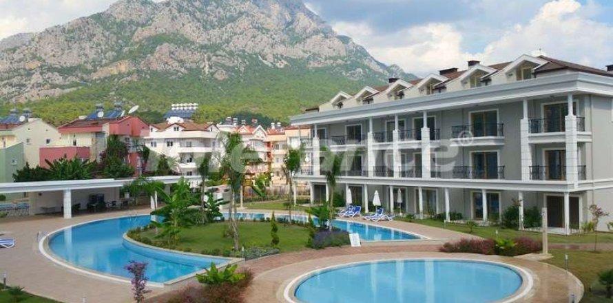 Квартира 1-х ком. в Кемере, Анталья, Турция №3449