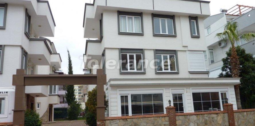 Вилла 6+1 в Ларе, Анталья, Турция №3099