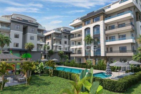 Продажа квартиры в Аланье, Анталья, Турция 2+1, 70м2, №3103 – фото 1