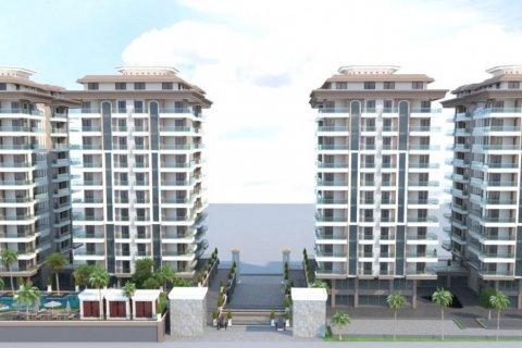 Продажа квартиры в Махмутларе, Анталья, Турция 1+1, 70м2, №2868 – фото 6