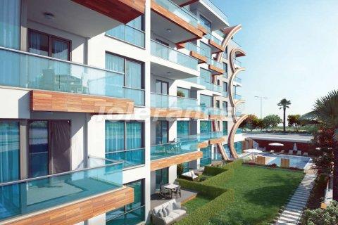 Продажа квартиры в Аланье, Анталья, Турция 1+1, 76м2, №3830 – фото 10