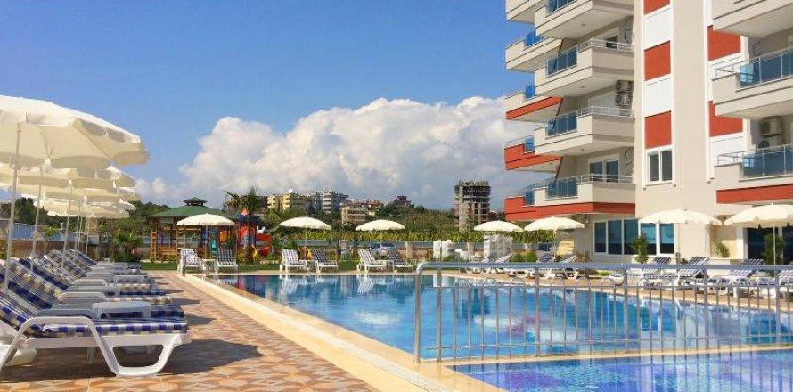 Квартира 1+1 в Махмутларе, Анталья, Турция №2879