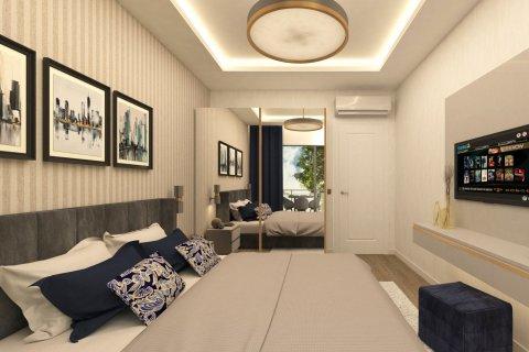 Продажа квартиры в Аланье, Анталья, Турция 1+1, 55м2, №2887 – фото 14