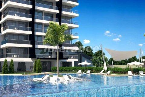 Продажа квартиры в Аланье, Анталья, Турция 2+1, 60м2, №3726 – фото 6