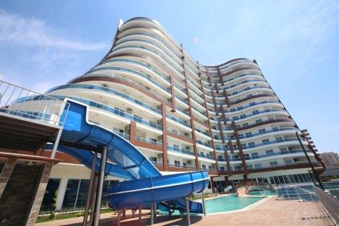 Аренда квартиры в Махмутларе, Анталья, Турция студия, 40м2, №2300 – фото 18