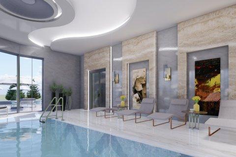 Продажа квартиры в Махмутларе, Анталья, Турция 2+1, 90м2, №2877 – фото 13