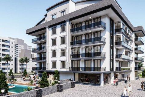 Продажа квартиры в Аланье, Анталья, Турция 3+1, №3053 – фото 1