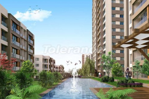 Продажа квартиры в Стамбуле, Турция 1+1, 70м2, №3806 – фото 2
