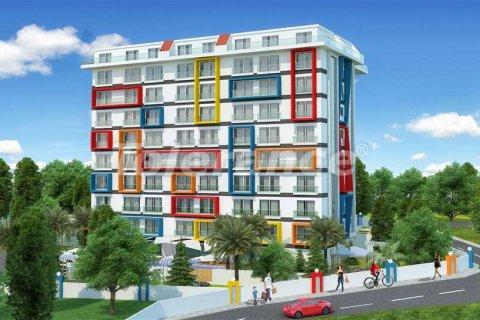Продажа квартиры в Аланье, Анталья, Турция 3+1, 38м2, №3840 – фото 4