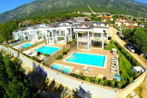 Продажа виллы в Фетхие, Мугла, Турция 4+1, №2628 – фото 3