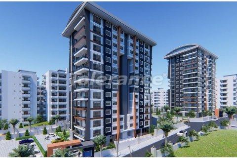 Продажа квартиры в Махмутларе, Анталья, Турция 3+1, №3224 – фото 1