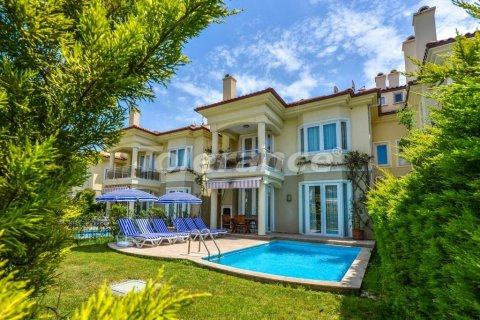 Продажа виллы в Фетхие, Мугла, Турция 5+1, 155м2, №3199 – фото 1