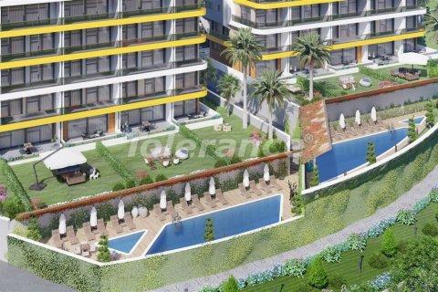 Продажа квартиры в Аланье, Анталья, Турция 1+1, №3254 – фото 4