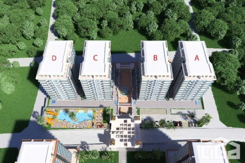 Продажа квартиры в Махмутларе, Анталья, Турция 1+1, 70м2, №2868 – фото 2