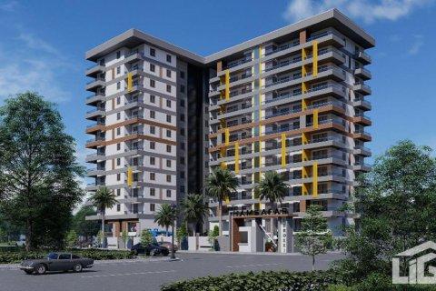 Продажа квартиры в Махмутларе, Анталья, Турция 2+1, 90м2, №2877 – фото 14