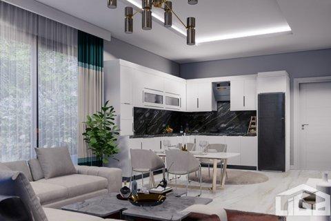 Продажа квартиры в Кестеле, Анталья, Турция 1+1, 71м2, №2854 – фото 12