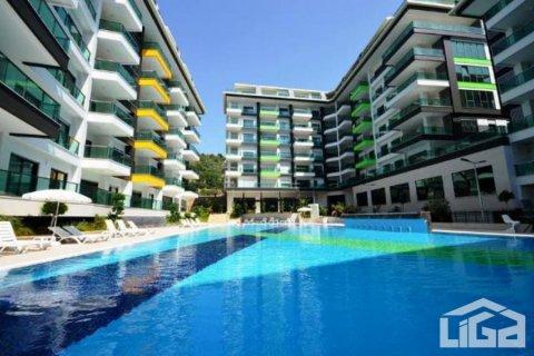 Продажа квартиры в Каргыджаке, Аланья, Анталья, Турция 1+1, 70м2, №2896 – фото 5