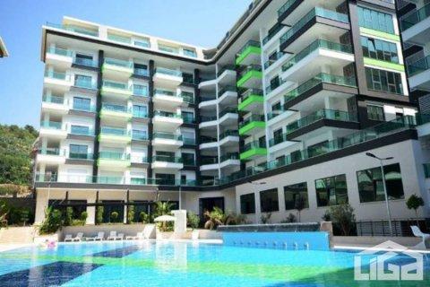 Продажа квартиры в Каргыджаке, Аланья, Анталья, Турция 1+1, 70м2, №2896 – фото 7