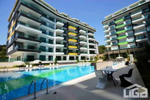 Продажа квартиры в Каргыджаке, Аланья, Анталья, Турция 1+1, 70м2, №2896 – фото 3