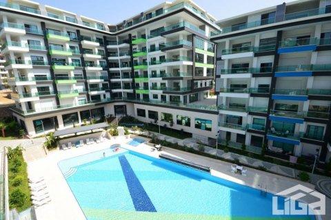 Продажа квартиры в Каргыджаке, Аланья, Анталья, Турция 1+1, 70м2, №2896 – фото 10