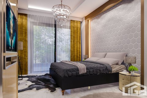 Продажа квартиры в Кестеле, Анталья, Турция 1+1, 71м2, №2854 – фото 11