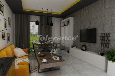 Продажа квартиры в Коньяалты, Анталья, Турция 1+1, 50м2, №3016 – фото 2