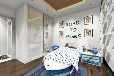 Продажа квартиры в Махмутларе, Анталья, Турция 1+1, 65м2, №2892 – фото 13