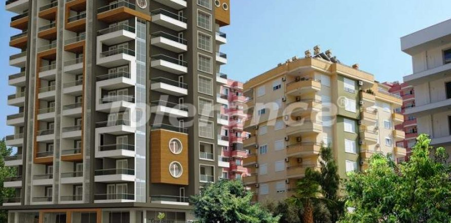 Квартира 2+1 в Махмутларе, Анталья, Турция №3644