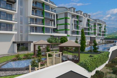 Жилой комплекс в Каргыджаке, Аланья, Анталья, Турция №2724 – фото 3