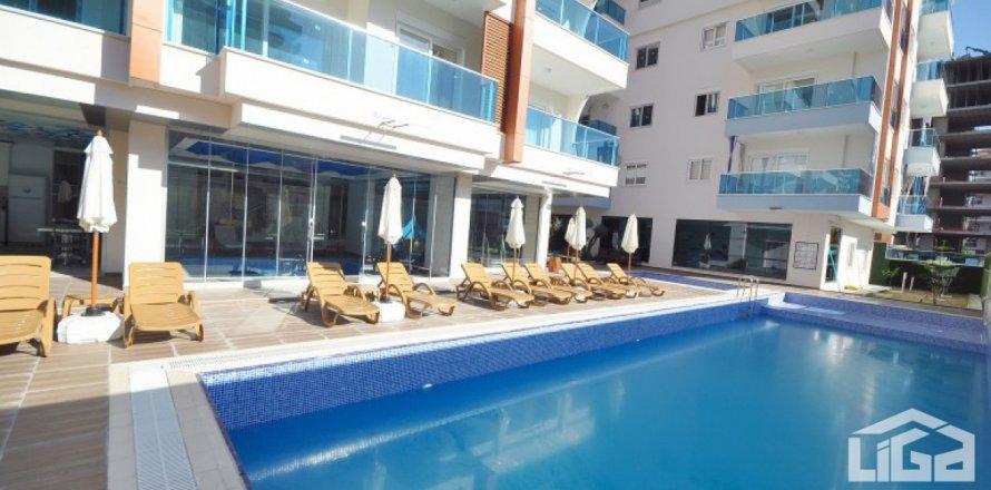 Квартира 2+1 в Махмутларе, Анталья, Турция №2925