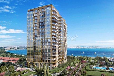 Продажа квартиры в Стамбуле, Турция 1+1, 54м2, №3218 – фото 1