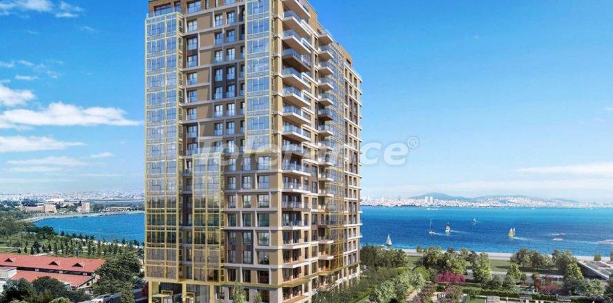 Квартира 1+1 в Стамбуле, Турция №3218