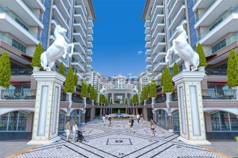 Продажа квартиры в Махмутларе, Анталья, Турция 1+1, 70м2, №3306 – фото 2