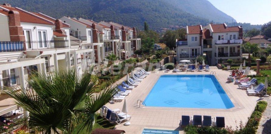 Квартира 2+1 в Фетхие, Мугла, Турция №3417