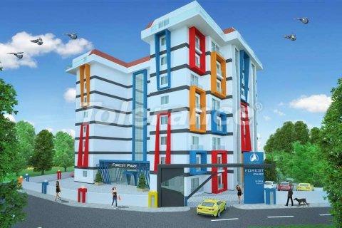 Продажа квартиры в Аланье, Анталья, Турция 3+1, 38м2, №3840 – фото 1