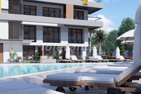 Продажа квартиры в Махмутларе, Анталья, Турция 1+1, №3055 – фото 4