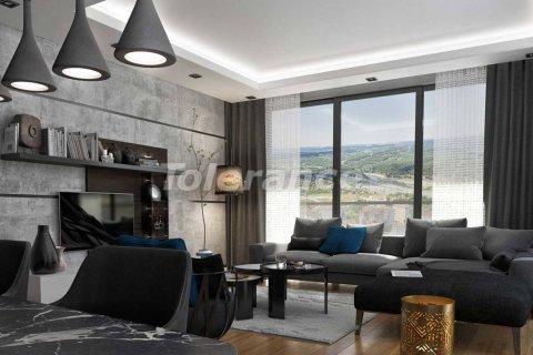 Продажа квартиры в Стамбуле, Турция 2+1, 93м2, №3191 – фото 4