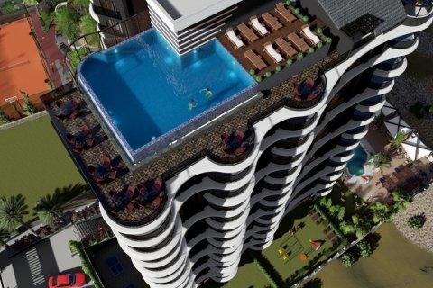 Продажа квартиры в Махмутларе, Анталья, Турция 1+1, 65м2, №2892 – фото 20
