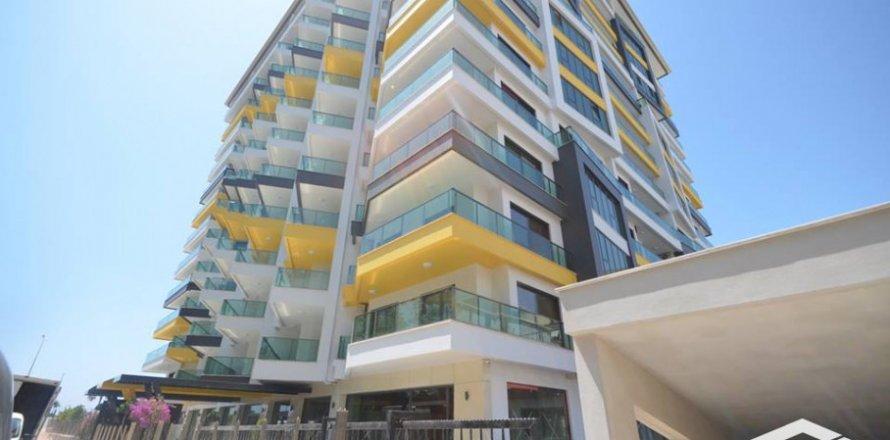 Квартира 1+1 в Махмутларе, Анталья, Турция №3925