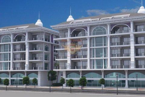 Продажа квартиры в Аланье, Анталья, Турция 3+1, 170м2, №2579 – фото 2