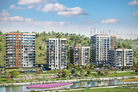 Продажа квартиры в Стамбуле, Турция студия, 31м2, №2948 – фото 2