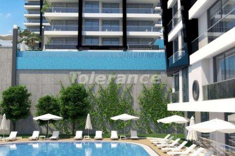 Продажа квартиры в Аланье, Анталья, Турция 2+1, 60м2, №3726 – фото 4